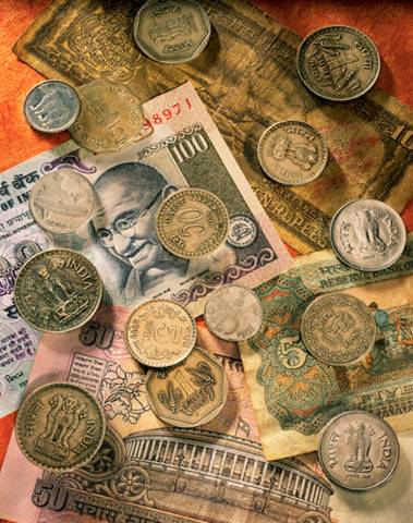 falling of indian rupee The indian rupee fell abruptly on thursday after a television channel reported that the commerce ministry will propose a devaluation in the unit to promote dwindling.