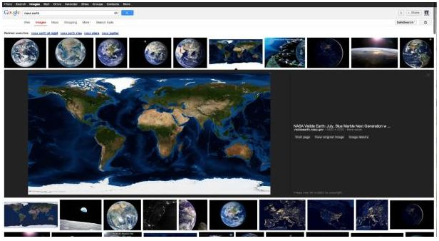 Google updates image search to be faster, more reliable