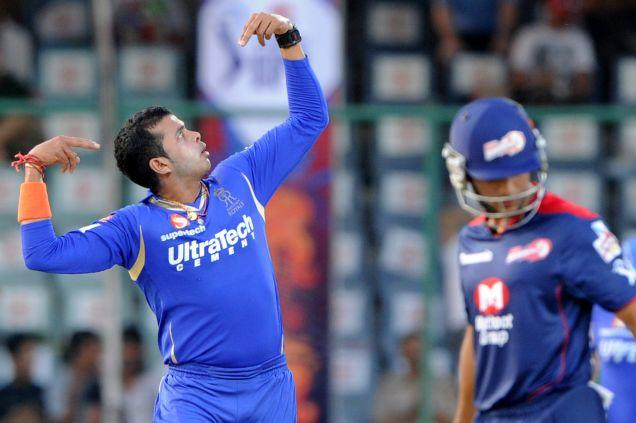 Indian cricket in a spot, Rajasthan Royals' Sreesanth and 2 others held for fixing