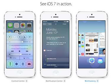 Apple shows off revamped iOS 7 at WWDC: All you need to know