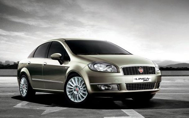 Fiat Linea T-Jet launched; priced at Rs 7.8 lakh