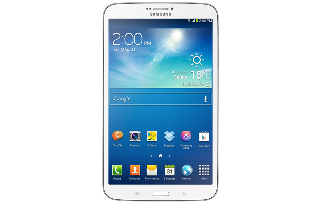 Samsung Galaxy Tab 3 series slips into India at Rs 17,745 and higher