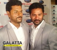 Prabhu Deva ready with his next Bollywood film