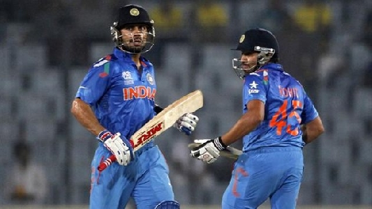 World T20: Rampaging India subdue West Indies