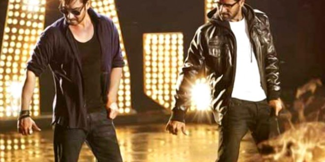 Prabhudheva forced to shift climax of Action Jackson