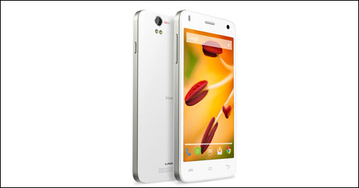 Lava launches phone with KitKat operating system for Rs 7,999