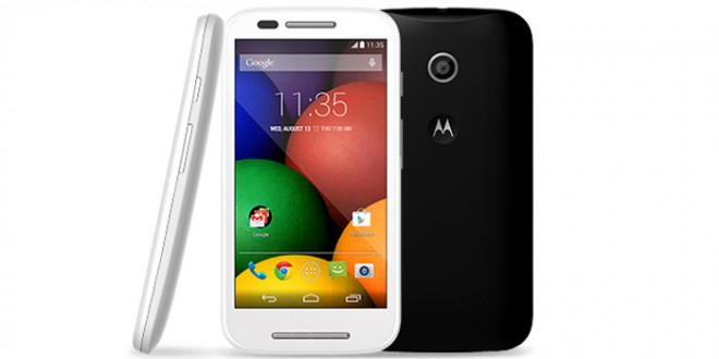 Motorola Moto E Android smartphone : Review of its best and worst features
