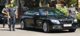 Narendra Modi's new ride on BMW 7 Series 760Li