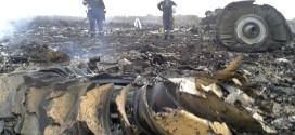 Malaysia Airlines plane crashed in Ukraine