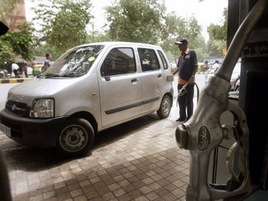 Petrol price hiked by Rs 1.69/litre, effective from today