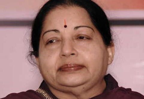Jaya announces Rs five lakh cash relief to family of fisherman