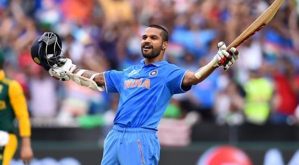 Awesome India on a roll as Shikhar peaks