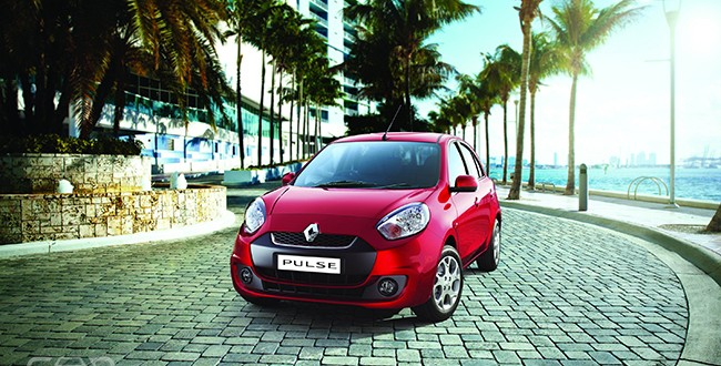 Renault India Launches Pulse Facelift at Rs 5.03 lac