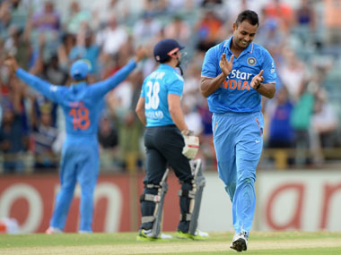 World Cup 2015 Why Stuart Binny is the joker of the pack for MS Dhoni