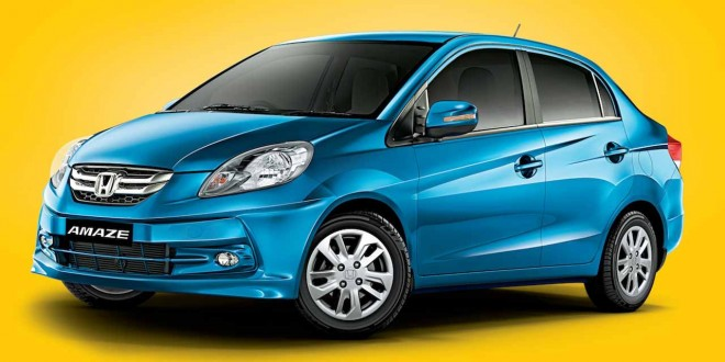 Honda Amaze CNG variant launched priced at Rs 653900