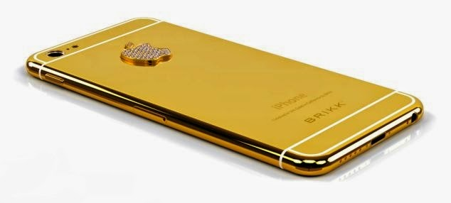 Diamond-studded iPhone launched for Valentines Day