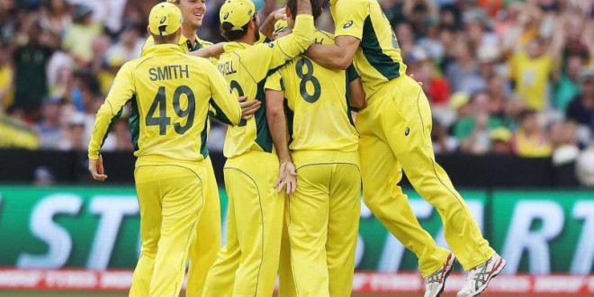 ICC Cricket World Cup 2015 Live Updates England Batting Implodes Chasing 343 vs Australia