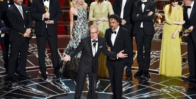 Birdman Captures Best Picture Oscar