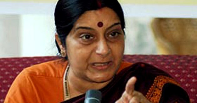 India third largest passport issuing country China at the top Sushma Swaraj