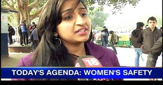 Despite political uproar, Delhi still unsafe for women