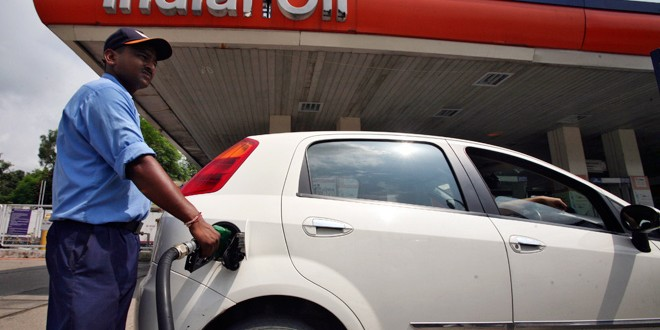 Petrol price hiked by 82 paisa a litre diesel by 61 paisa on firming global oil prices