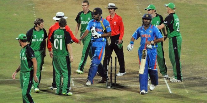 WC 2015: India wins crush Ireland by 8 wickets