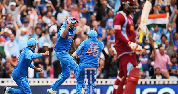 World Cup 2015: India defeat West Indies to reach quarterfinals