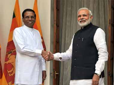 Narendra Modi govt goes on charm offensive as Sri Lanka stands up to China