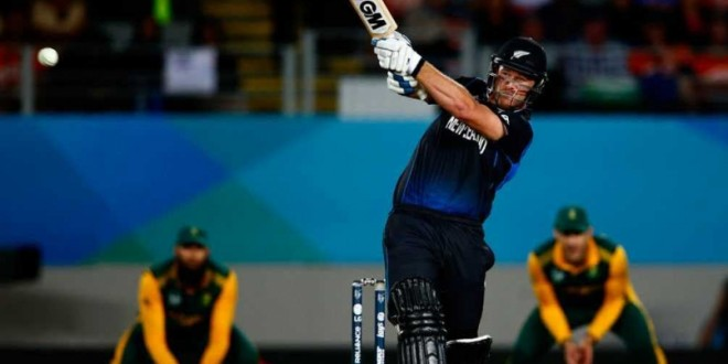 New Zealand vs South Africa Highlights: Grant Elliott Guides Kiwis to Maiden World Cup Final