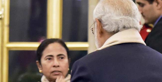 CPM Stings Mamata Banerjee Asks if Meeting With PM Narendra Modi is Ghar Wapasi