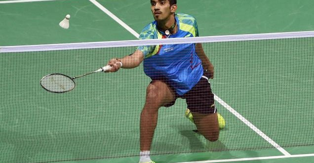 Srikanth enters second round of Malaysia Open