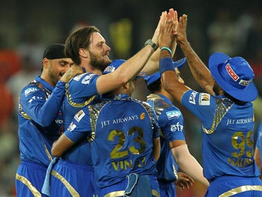IPL 8: Mumbai Indians clinch second spot with 9-wicket win over Sunrisers