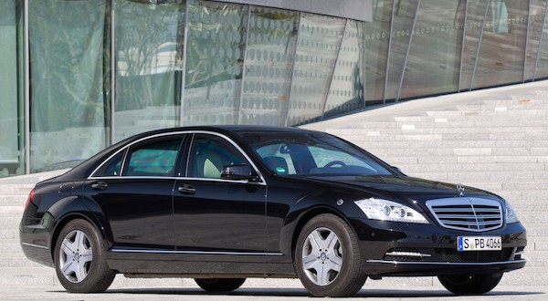 Mercedes-Benz S600 Guard The Rs 8.9 Crore Armored Car Now In India