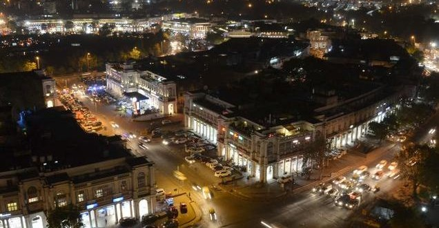 Connaught Place is fifth most expensive office market