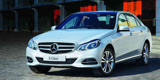 Mercedes-Benz introduces the new E-Class in India at Rs 48.50 lakh