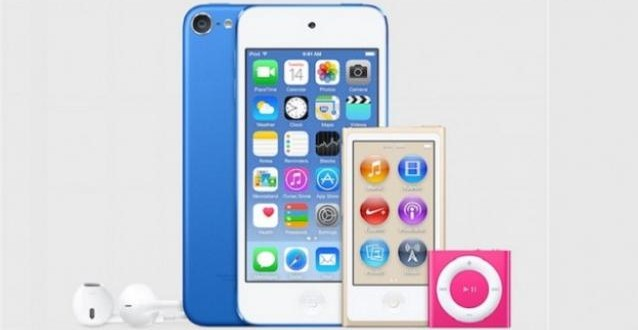 Apple may launch revamped iPod lineup today Report