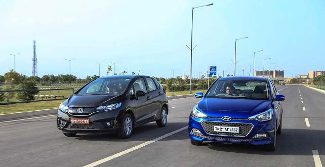 Honda drives in new Jazz to counter Hyundai's i20