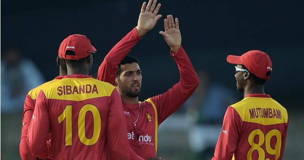 Zimbabwe finally manage to outwit India at their own game
