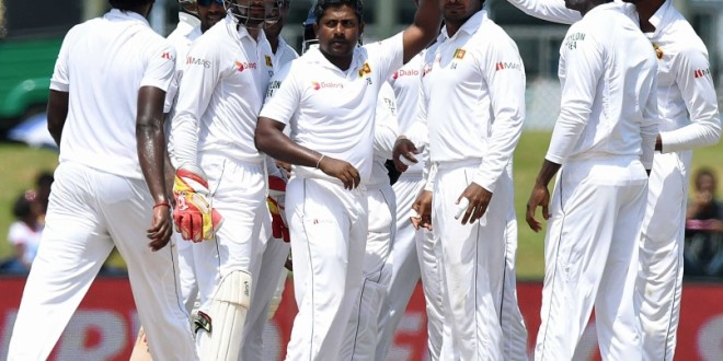 Bowlers take India-Sri Lanka Test to the edge