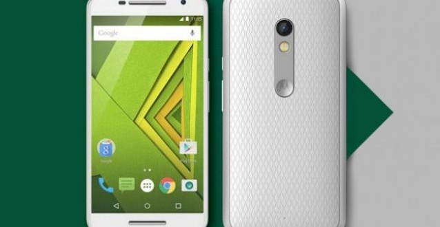 Moto X Play First Impressions The smartphone offers a good feature set at a competitive price