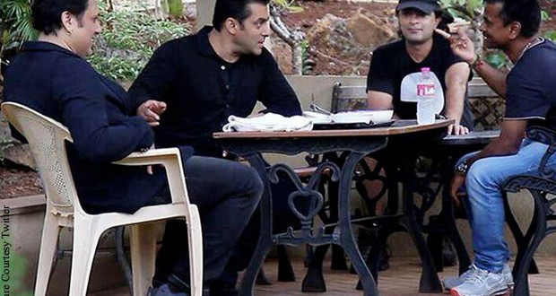 Salman Khan Roped In For A.R. Murugadoss Upcoming?
