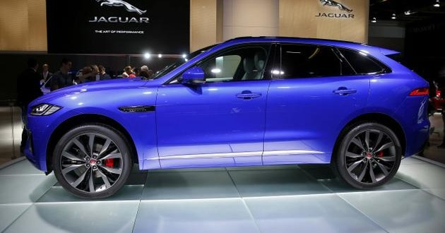 Jaguar Land Rover sales will rise in 2015 despite China drop