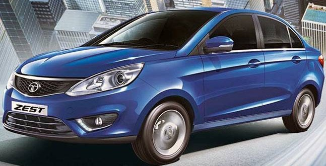 Tata Zest anniversary edition launched at Rs 5.89 lakh