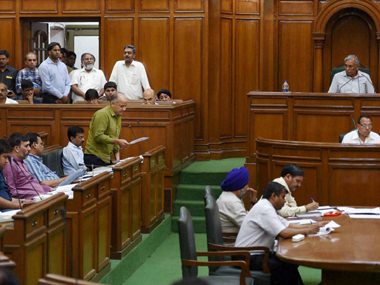 Three-member panel recommends a 400% hike in basic salary of Delhi MLAs