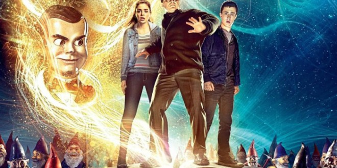 Goosebumps movie review Contrived yet entertaining
