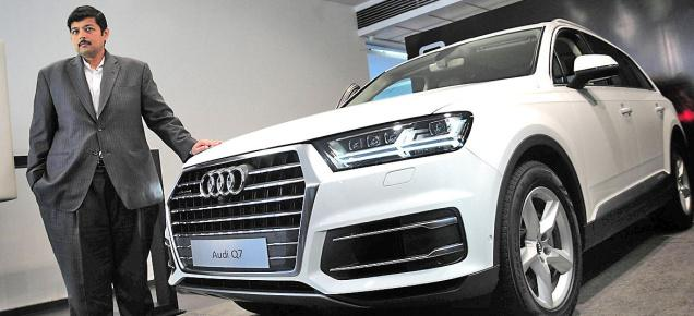 Audi sees more growth from smaller towns