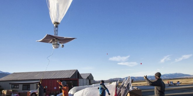 Google's Project Loon Will Interfere With Cellular Transmissions Says Telecom Minister