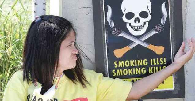 From April 1 bigger warnings on cigarette packs