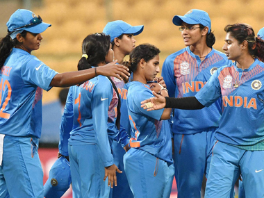 Women's World T20 India announce intent with rip-roaring win over Bangladesh