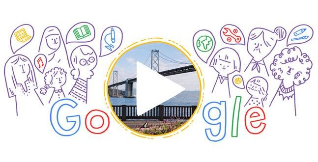 International Women's Day: Google celebrates with #One Day I Will video doodle